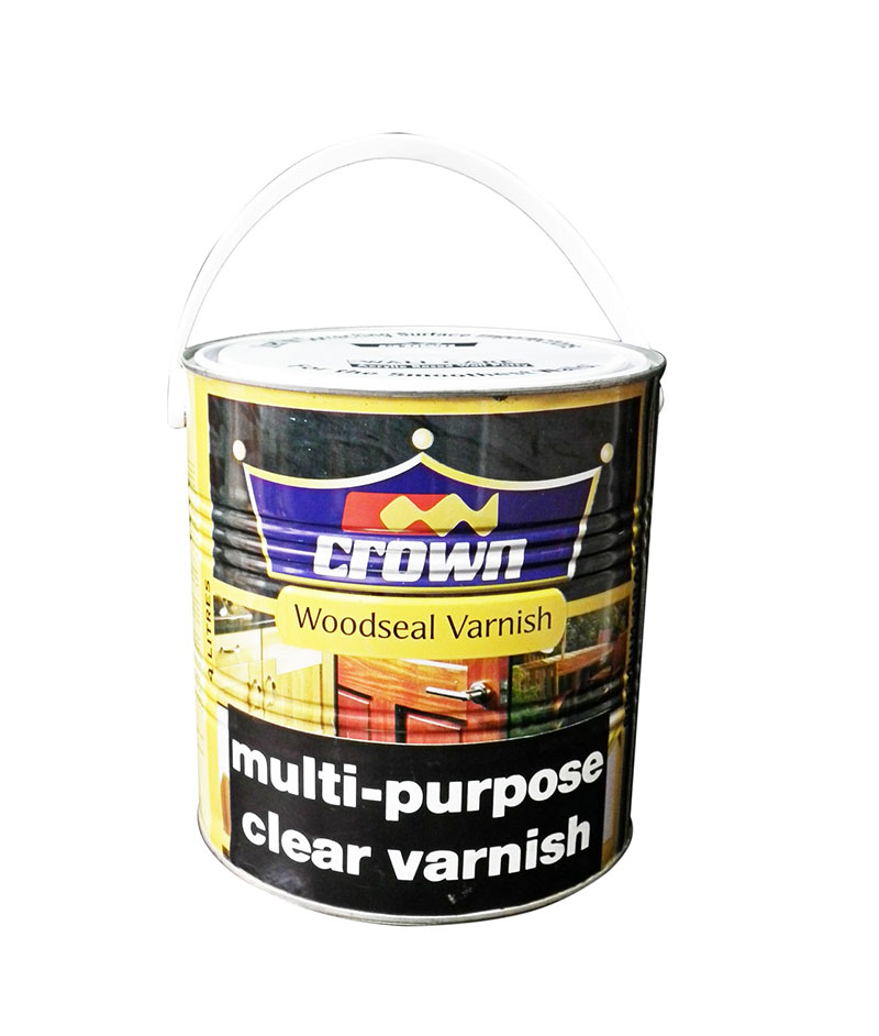 CLEAR VARNISH - BASCO - 4LTRS Image